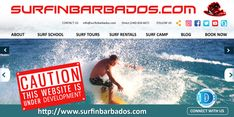 #surfinbarbados #website #development #underconstruction. Digital Marketing Barbados #marketing #barbados #businesses #digitally. Connect with us. Barbados, Website, Marketing, Connection, Surfing, Tours, Digital, School, Projects