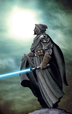 Jedi (this should be turned into Old Republic movie concept art)