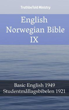 #xmas #Christmas #RedShelf - #Publishdrive English Norwegian Bible IX - AdoreWe.com