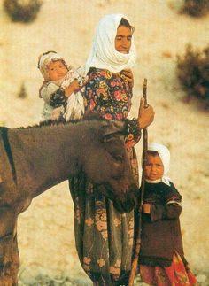 Anadolu kadını cefakardır.