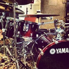 drum set for the rand-man and i