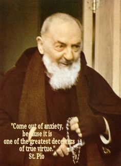 Padre Pio is such a Great Saint & teacher of Life - Mystic of The Catholic Church