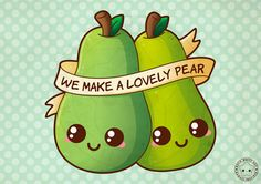 We Make A Lovely Pear by pai-thagoras