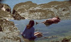 """Devour Me. If You Think That You Can Stomach Me. (Glissements progress ifs du plaisir"""" (Alan Robbe-Grillet) Italian Summer, Film Stills, Plein Air, Summer Vibes, Summertime, Ocean, In This Moment, Retro, Beautiful"""