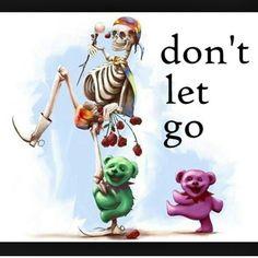Don't let go .. .. ♥