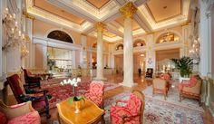 History of Luxury Hotel Palace, Renowned SPA Centre Trentino Alto Adige - Palace Merano - Henri Chenot