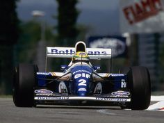 Ayrton Senna(Rothmans Williams Renault), Williams FW16 - Renault RS6 3.5 V10, 1994