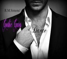 "R.M.Simone ~ Author: Immortal vs Vampire....DANTE"" from Gothic Gates se..."