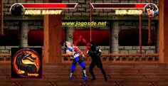 CLIQUE PARA JOGAR MORTAL KOMBAT KARNAGE NO CLICK JOGOS: Mortal Kombat Karnage traz vários personagens para você jogar e finalizar a luta com um Fatality!