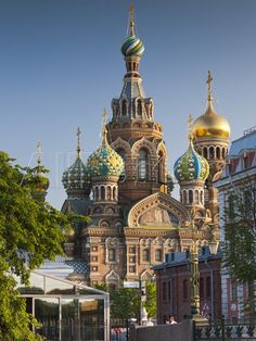Church of Spilt Blood, St. Petersburg, Russia | #Information #Informative #Photography