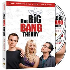 The Big Bang Theory: The Complete First Season (Widescreen)