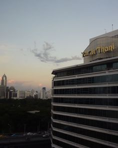 A review of Dusit Thani Hotel in Bangkok from a family of New Yorkers.  #familytravel #DusitThaniHotel #bangkok