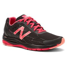 Womens Shoes New Balance WW1745 Black/Coral