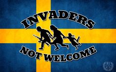 Invaders Not Welcome (SE) Welcome