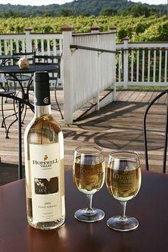Hopewell Valley Vineyards: New Jersey Wineries Make A Splash