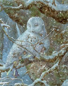 Owl by James Browne ( http://etsy.me/X2VstV )