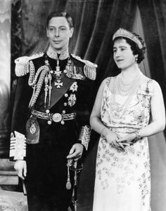 GEORGE VI was crowned as king of the United Kingdom in 1937. He supported Winston Churchill completely and was an important symbolic leader for the British people during World War II, even visiting armies on the battle fronts.