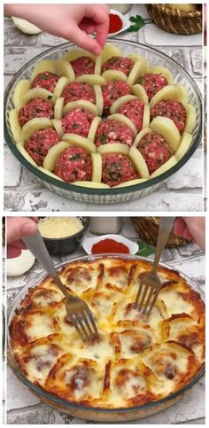 So much of modern American cuisine comes out of French cooking that its hard to overstate its influence. Although we may think of the legendary chef and TV host Julia Child as an All-American chef Meat Recipes, Healthy Dinner Recipes, Cooking Recipes, Chicken Recipes, Tasty Meatballs, Health Dinner, Creative Food, Food Videos, Food Inspiration
