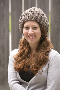 2-1 Hot Cocoa Hat and Cowl - This practical design will step up your winter knitting game. While it looks like just a hat, it's also a cowl! Knit this intriguing design for all your friends and help everyone keep warm this winter. From the December 2014 issue of I Like Knitting