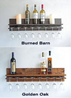 New Wall Mount Bar Rack