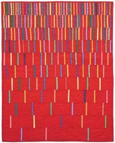 Chorus Line, modern quilt studio