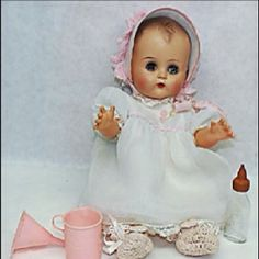 Betsy Wetsy doll, Mine peed in her diaper and I got to pretend I was a real mommy.
