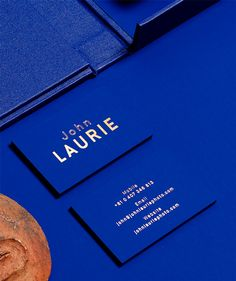 John Laurie - folio on Branding Served