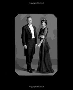 The Earl & Countess of Grantham
