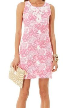 Lilly Pulitzer Foster Knit Shift Dress
