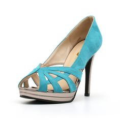 These pair of Claisa Blue will put colors to you outfit and light up your day. Simple and sexy. Interested to check out more designs? Visit our webpage at http://www.ChristyNg.com