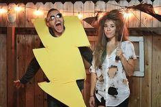 30 Disfraces alucinantes para Halloween cuyo requisito es ir en pareja