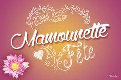 Bonne fête Maman, Happy Mother's Day, Creation graphique, Photoshop, Fleur, Dessin, Graphisme, Rose, Typographie, Designels