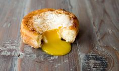 Egg-in-a-Donut I This will turn you into a morning person in no time I Extra Crispy