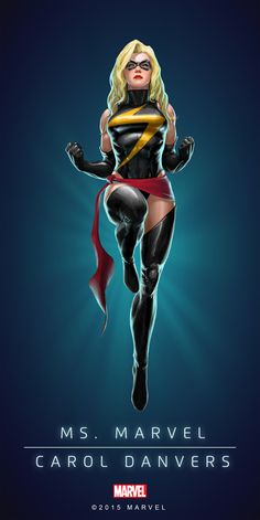 Carol Danvers Ms Marvel More - Visit to grab an amazing super hero shirt now on sale!