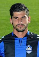 Italian League Serie B -2014-2015 / <br />   ( Us Latina Calcio ) <br />  Riccardo Brosco