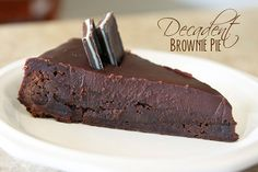 My middle-son (the one with great culinary vision) chose this recipe when it was his turn to help with dinner, and I am so glad he did. This is one of the best desserts recipes I've tried in a lon...