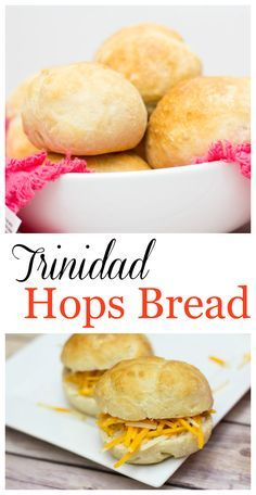 Easy #Trinidad Hops Bread - An easy recipe for melt in your mouth #Trinidad Hops bread that's crusty on the outside and fluffy in the inside. #homemadezagat