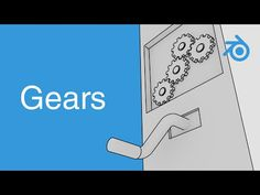 ▶ Gears - Blender - YouTube