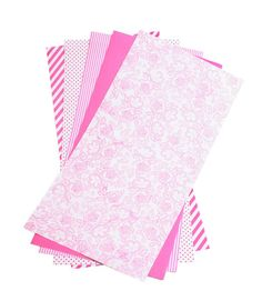 Hot Pink Shape 'N Tape Washi like, cut whatever shape you want