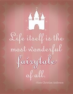 Life with you is the ultimate fairytale! I <3 you, my Prince-King! (@hobnickerson)