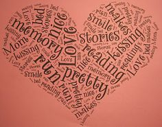Tagxedo. You type in words and then turn those words into shape art....dont know how I would use this yet but it looks awesome