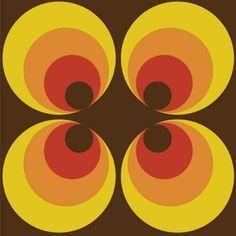 Resultado de imagem para 60's patterns