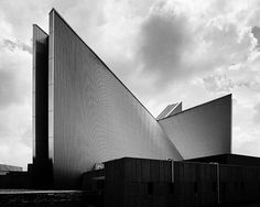 Saint Mary's Cathedral, Tokyo | Kenzo Tange