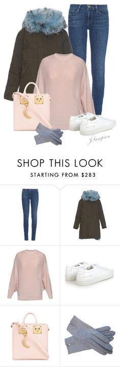 """""""'Simple Sets 6 or less items' #3"""" by shadedlady ❤ liked on Polyvore featuring Frame Denim, Mr & Mrs Italy, Acne Studios, Common Projects, Sophie Hulme, Yves Saint Laurent and contest"""