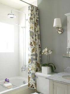 Perfect bathroom color, would go great with my curtain.