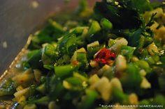 Salsa Verde (¡muy picante!)