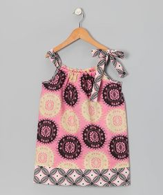 Take a look at this Tapestry Candy Shift Dress - Infant & Toddler by Buds 'n' Branches on #zulily today!