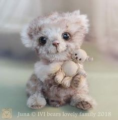 Juna By Iveta Rakova - Bear Pile