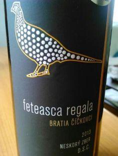 Neskorý Zber Bratia Čičkovci Feteasca Regala 2011