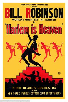 Harlem Is Heaven (1932) was one of the first all-black films ever made